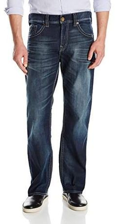 Silver Jeans Co. Loose Jeans, Loose Fit, Silver Jeans, Legs, Fitness, Pants, Fashion, Trouser Pants, Moda