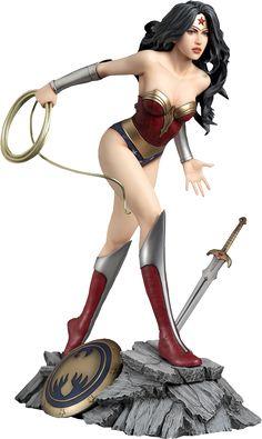 BLOG DOS BRINQUEDOS: Mulher Maravilha DC Comics