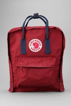 Fjallraven Kanken Backpack  #UrbanOutfitters