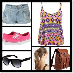 """Get set go"" by juhiawasthi on Polyvore"