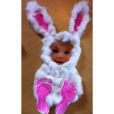 40 Simple Easter Crafts for Kids - Crafts Journal Easy Easter Crafts, Daycare Crafts, Easter Art, Hoppy Easter, Easter Crafts For Kids, Baby Crafts, Toddler Crafts, Easter 2015, Family Crafts
