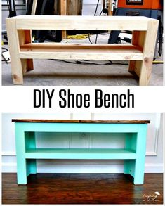 12 Doable Designs For A Diy Bench Diy Storage Bench Diy Shoe