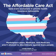 Transsexual health care on obamacare