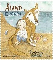 Aland - 2010 - Europa Children's books stamp