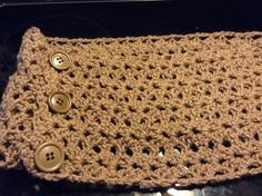 Cowl scarf for friend