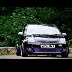 Black n purple mk6