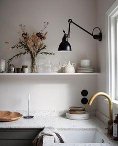 Home Decor Inspiration .Home Decor Inspiration Kitchen Interior, Home Decor Inspiration, Beautiful Kitchens, Home Decor Accessories, Kitchen Decor, Home Remodeling, House Interior, Home Kitchens, Kitchen Design