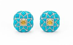 Tanzanite and turquoise jewellery - Telegraph
