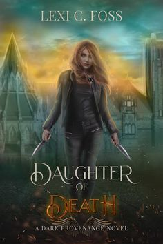 Daughter of Death by Lexi C. Foss Publication Date: February 20, 2018 Genres: Adult, Urban Fantasy, Paranormal, Romance Paperback Purchase: Amazon | Barnes & Noble | Kobo | iBooks A dead body. …