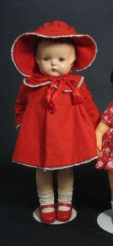 Patsy Ann doll by Effanbee