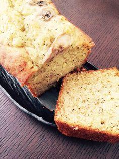 HKM*バナナと紅茶のパウンドケーキ by kanu* 【クックパッド】 簡単おいしいみんなのレシピが316万品