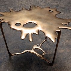 Metal art furniture