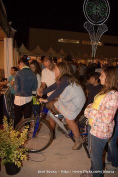 Feira de Sant'iago 2013 – 20Jul – Experiências e engenhocas com electrões