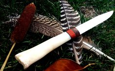 Yet another Small Documentary on how a Custom Deer Bone handle was made for the Mora Classic No. Classic No. 3 blades are not very commonly used of found . Bushcraft Essentials, Mora Classic, Mora Knives, Bushcraft Camping, Custom Knives, Camping Hacks, Scandinavian Style, Bones, Survival