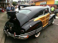 1947 Chevrolet Fleetline Country Club