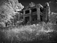 It is in Ralls County,  Missouri : The Lost Plantation