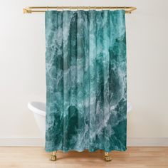 Ocean Storm, Home Goods Decor, Home Decor, Beautiful Homes, Curtains, Shower, Printed, Awesome, Products