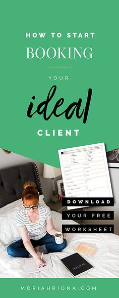 Ideal Client: The Essential Guide To Finding Yours Business Education, Business Advice, Business Women, Online Business, Business Goals, How To Get Clients, Online Coaching, Online Entrepreneur, Business Branding