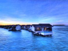 The Residence Maldives is a 5-star hotel located in Falhumaafushi, an isolated island in the middle of the Indian Ocean