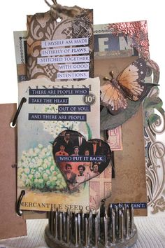 Louise Williams Minibook on aussie sccrap source