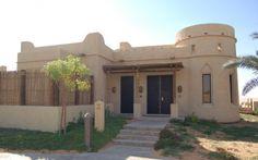 Villa at the Qsar al Sarab #architecture #ThePurplePassport