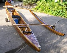 Fun DIY Boat Building Plans Tips: Easy Methods Of Boat Building Simplified - Fement Canoe Plans, Plywood Boat Plans, Wooden Boat Plans, Wooden Canoe, Sailboat Plans, Wooden Boat Building, Boat Building Plans, Duck Boat Blind, Outrigger Canoe