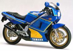 Yamaha TZR 250 (1989)
