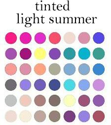 expressing your truth blog: 16 Color System Palette TINTS: These four palettes have WHITE added to hues