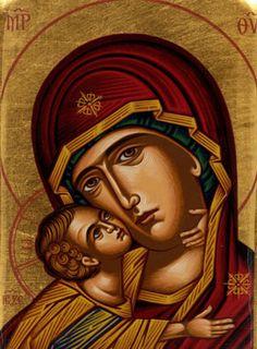 Icône - Vierge de Korsun