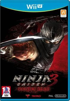 Get Ninja Gaiden Razor's Edge release date (Xbox Wii U), cover art, overview and trailer. Ninja Gaiden Razor's Edge game play revolves around the immortal Ryu Hayabusa. He is a solitary Ninja who must discover a way to eliminate the. Video Game Show, Video Game Art, Video Games, Nintendo Wii U Games, Xbox 360 Games, Ninja Gaiden 3, Ryu Hayabusa, Hd Desktop, Box Art