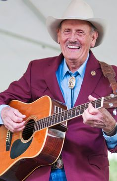 Grand Ole Opry star Jimmy C. Newman Dies at 86