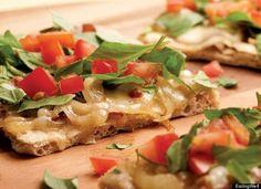 Arugula & Prosciutto Pizza   II   KD