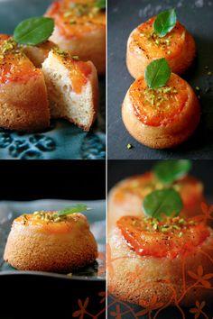 Cake abricot