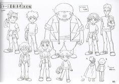 Inazuma Eleven (Fran♡ヘ(^_^ヘ)