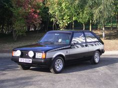 Lotus Sunbeam Series 1 (note Chrysler badges on these really early cars)