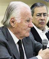 Taís Paranhos: Mino Carta e Paulo Henrique Amorim participam de d...