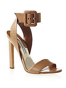 Brian Atwood - Arizona Leather Ankle-Strap Sandals #brianatwoodheelsanklestraps #brianatwoodsandals
