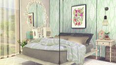 Sims 4 CC's - The Best: Wallpaper by Rachels Sim Stuff