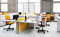 Inspiration för inredning av kontor - Kinnarps