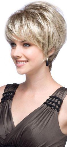 Modèle coupe cheveux courts effilés - http://lookvisage.ru/modle-coupe-cheveux-courts-effils/ #Cheveux #Beauté #tendances #conseils                                                                                                                                                                                 Plus