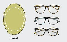 Oval Shaped Face / The only Face Shape Guide you need to find the perfect pair of glasses for you http://milk-eyewear.tumblr.com/post/130147874082/to-know-face-shape-guide-find-your-finest