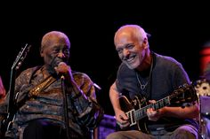 PETER FRAMPTON / B.B. KING / SONNY LANDRETH Saturday, August 24, 2013