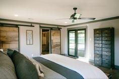 The Peach House | Season 3 | Fixer Upper | Magnolia Market | Bedroom | Chip & Joanna Gaines | Waco, TX