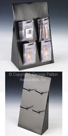 Countertop Cardboard Point of Sale Display Sock Display, Cardboard Display, Shop Display Stands, Display Boxes, Cardboard Furniture, Cardboard Crafts, Makeup Display, Counter Display, Artist Alley