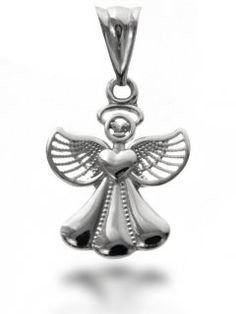 Stříbrný přívěsek - anděl ochrání svého nositele na každém kroku! Symbols, Art, Craft Art, Icons, Kunst, Gcse Art, Art Education Resources