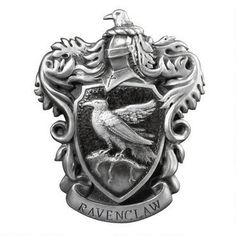 This finely crafted Ravenclaw crest is a perfect addition to your wall. The crest measures 8 by 11 inches.