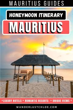 Beautiful sandy beaches, romantic hotels and epic landscapes – this Mauritius honeymoon itinerary takes you to all the best spots on this picture-perfect island. Mauritius Honeymoon, Mauritius Travel, Packing List For Vacation, Vacation Trips, Beautiful Islands, Beautiful Beaches, Beach Trip, Beach Travel, Romantic Resorts