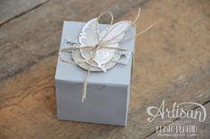I want a diamond ring in a tiny box like this! Just Sayin' - Krista Frattin