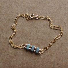 vena cava gold bracelet by elephantine by elephantine on Etsy