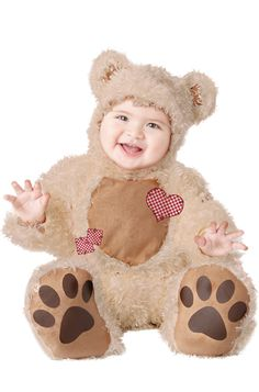 cuddly bear infant costume bear halloween costumes